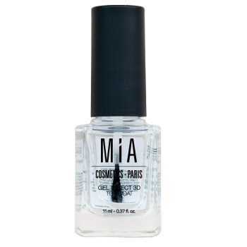 MIA ESMALTE TOP COAT GEL EFFECT 3D (6652)