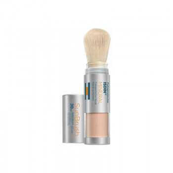 fotoprotector isdin 30 sun brush mineral 4 g